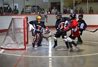 Floor Hockey Tournament at Pitt Meadows Arena