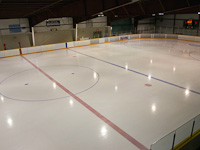 Pitt Meadows Arena Complex Rink